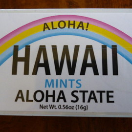 Amuse Mints - HAWAII MINTS ALOHA STATE