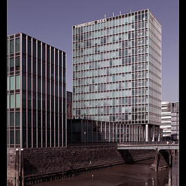 Hamburg Süd - The Hamburg Sued Headquarters