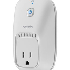 Belkin - Belkin WeMo 家庭用電源リモートスイッチ for Apple iPhone, iPad, and iPod touch