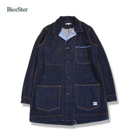 BiceSter - Indigo Denim Shop Coat