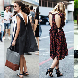 Street Style - Backless