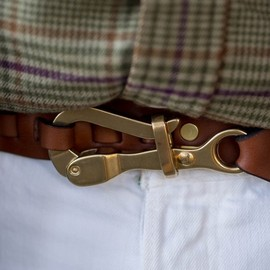 Sir Jack's - Pelican Hook Leather Belt