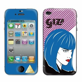 GIZA (ギザ), Gizmobies - GIRL FACE【iPhone4/4S専用Gizmobies】