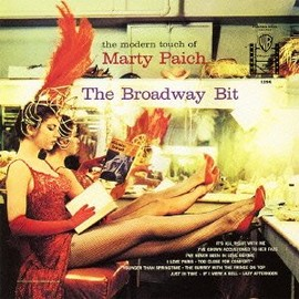 Marty Paich - The Broadway Bit