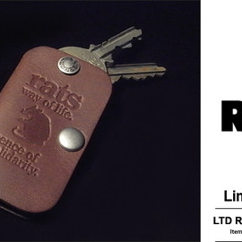RATS - LTD RATS KEY-CASE