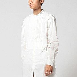VAPORIZE - VAPORIZE / Tuck long shirts