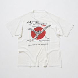 The Stranglers - Vintage A Marriage of Convenience 1985 Launch Party Tshirt