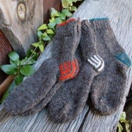 chahat - CHAHAT NATURAL WOOL SOCKS