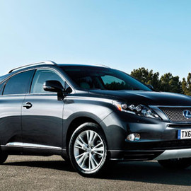 LEXUS - RX 450h Lifestyle Model