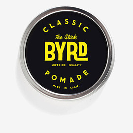 BYRD Hair Products - Classic Pomade 1 oz.