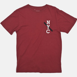 Saturdays - NYC Chest Patch T-Shirt
