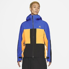 NIKE - Misery Ridge GORE-TEX Jacket - Hyper Royal/Team Orange?