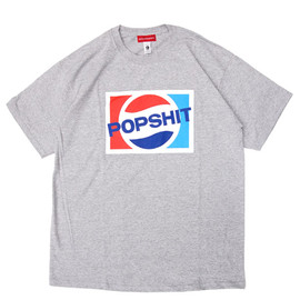 "MILLION RACE - S/S TEE ""POPSHIT"""