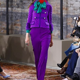 GUCCI - Suits, 2016 Pre-Spring Collection