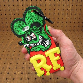 RAT FINK iPhone5/5s ケース (GREEN)