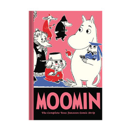 Tove Jansson - Moomin: The Complete Tove Jansson Comic Strip