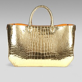 MARC JACOBS - gold bag