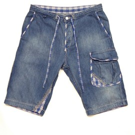 Porter Classic - 9 ounce denim shorts