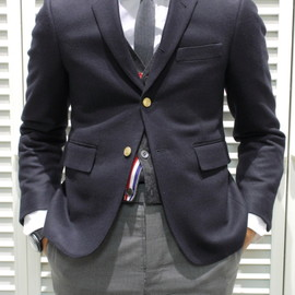 THOM BROWNE - Cashmere Jacket hankyu Limited Edition