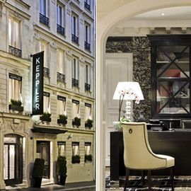 Paris - Hotel Keppler