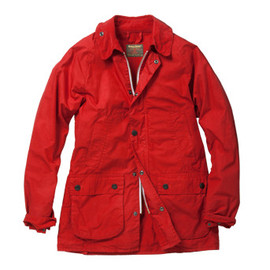 Barbour - BEDALE SL Red