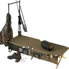 Cabela's Heavy-Duty Army Cot 4-Pc. Combo
