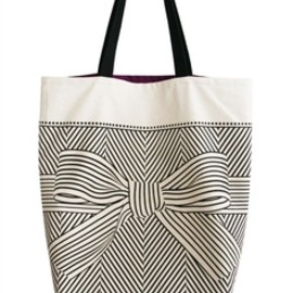 THE GIRL'S GAME: Soraam Big Bow Tote