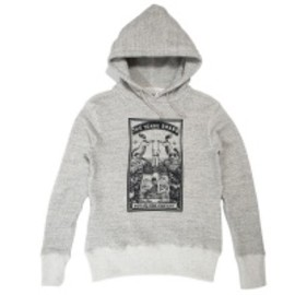 SON OF THE CHEESE - SON OF THE CHEESE[サノバチーズ] HUNT LIKE MEN PARKA GRAY