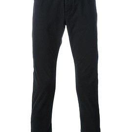 Attachment - slim fit trousers