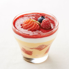 Fiorentina Pastry Boutique - Strawberry trifle