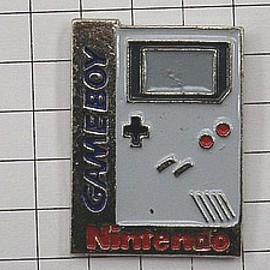 Nintendo - Game Boy Pins