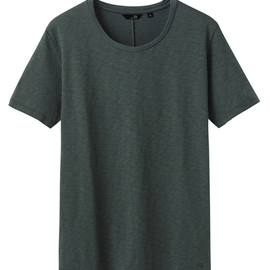UU - UU Light cotton crew neck T shirt(S)+