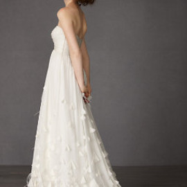 BHLDN - Windswept Gown wedding dress