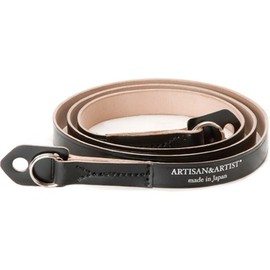 ARTISAN&ARTIST - Artisan & Artist ACAM-262 Strap (Black Leather)