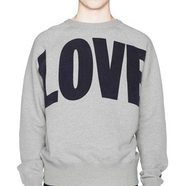 Acne - College Love Grey Melange