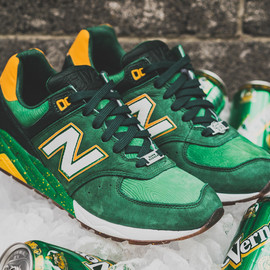 New Balance, Burn Rubber - 572 - Vernors