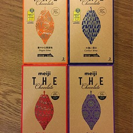 meiji - THE Chocolate