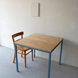 NAUT - Atelier square table
