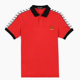 FRED PERRY - Country Shirt: Belgium