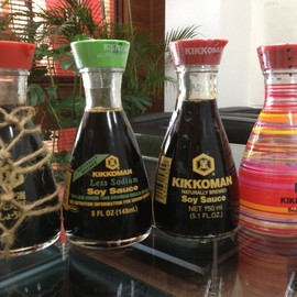 KIKKOMAN LITE SOY DISPENSER (148ML)