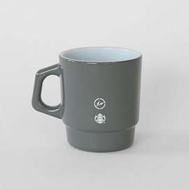 STARBUCKS, fragment design, Fire-King - Glass Mug Fragment × Fire-King 207ml