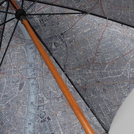 London Undercover - London Map Umbrella