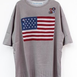 VOTE MAKE NEW CLOTHES - FLAG TEE