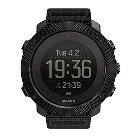 SUUNTO - TRAVERSE ALPHA BLACK RED