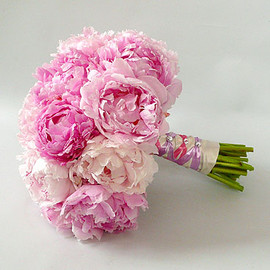 Small Peony Bouquet - for wedding