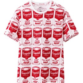 UT - SPRZ NY Andy Warhol  Campbell's Soup Cans T-shirt