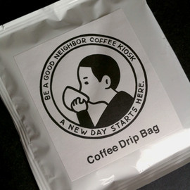 Be A GOOD NEIGHBOR - Coffee Drip Bag