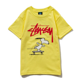 Stussy - Peanuts x Stussy Kids 2013 Spring/Summer Collection Drop 2