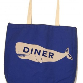 Diner  - Whale Tote
