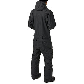 UNDEFEATED, ALPHA INDUSTRIES, Burton - Flight Suit - Black